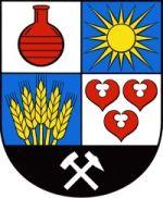 Wappen der Stadt Bitterfeld-Wolfen