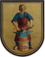 Wappen der Stadt Ruhla
