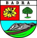 Wappen der Gemeinde Badra
