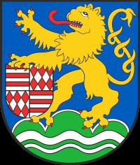 Wappen von Kyffhäuserkreis