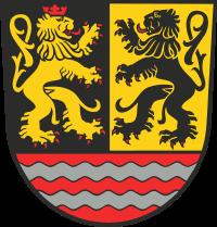 Wappen von Saale-Orla-Kreis