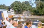 Mit dem Boot die Havel entlang