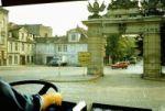 Westbesuch im Bus auf dem Weg nach Potsdam