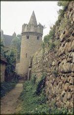 Pulverturm an Stadtmauer in Gransee