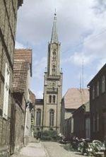 Stadtkirche in Fürstenberg