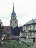 Marktplatz in Friedrichroda