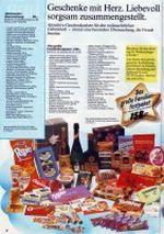 GENEX Geschenke in die DDR Zusatzkatalog 1988 Seite 2