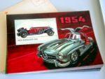 DDR Postkarte Mercedes 300 SL 1954